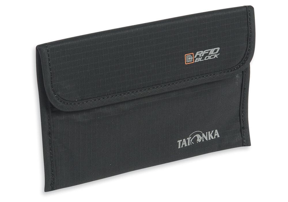 ae4f50dee29 Tatonka Travel Folder portemonnee RFID B zwart l Nu bij outdoor ...